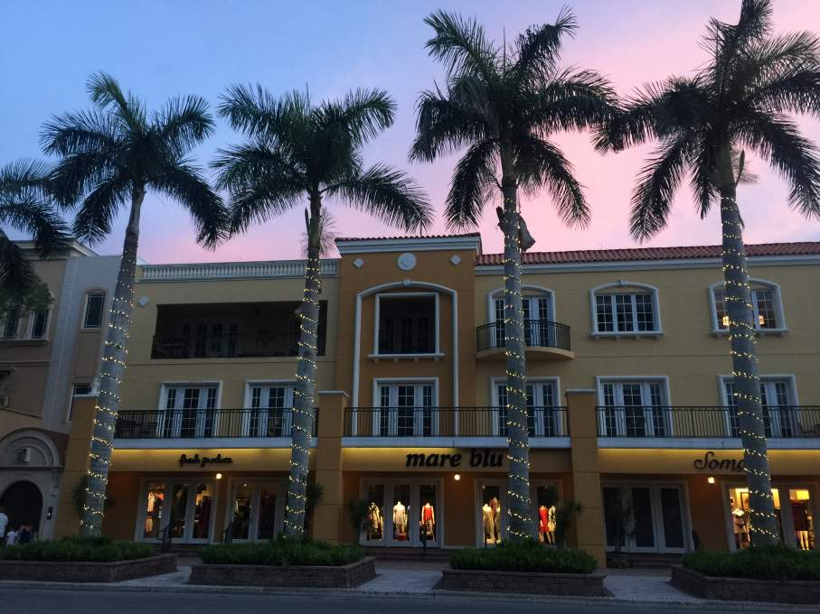 5th Ave Old Naples Florida