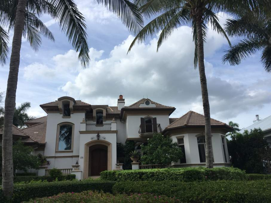 Old Naples Home