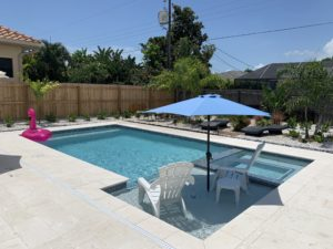 Naples Park Florida Pool Home